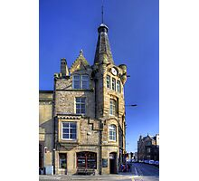 Leith Clock Building Photographic Print