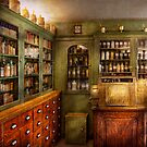 Pharmacy - Room - The dispensary by Mike  Savad