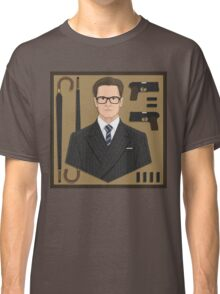 Manners Maketh Man Classic T-Shirt