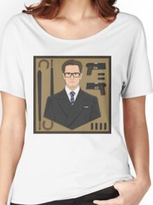 Manners Maketh Man Women's Relaxed Fit T-Shirt