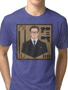 Manners Maketh Man Tri-blend T-Shirt