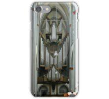 Altenberg pipe organ iPhone Case/Skin