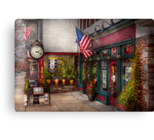 Store - Flemington, NJ - Historic Flemington  Canvas Print