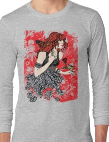 'Once upon a time there was Florence' (2) Long Sleeve T-Shirt