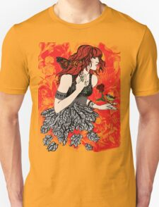 'Once upon a time there was Florence' (2) Unisex T-Shirt