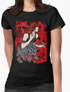 'Once upon a time there was Florence' (2) Womens Fitted T-Shirt