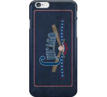 Chicago Baseball iPhone Case/Skin