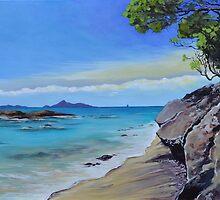 Waipu Cove  by John Taylor