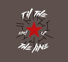 ...til the End of the Line Unisex T-Shirt