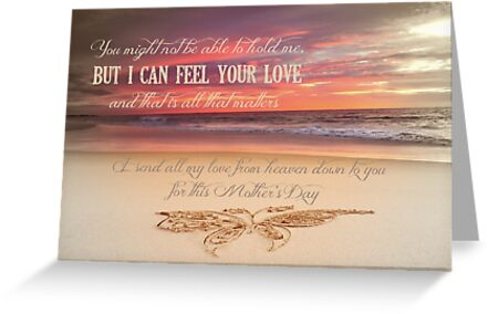 Mother's Day - Card From a Baby/Child In Heaven by CarlyMarie