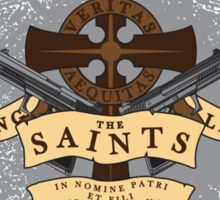Saints Sticker