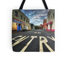 Abandoned City Tote Bag