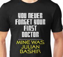 First Doctor - Bashir Unisex T-Shirt
