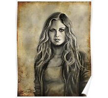 Clarke Griffin The 100 Poster