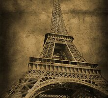 Eiffel Tower by Kim Andelkovic