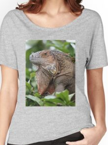 Iguana-Suit of Armour Women's Relaxed Fit T-Shirt