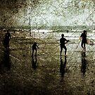 Beach Surfer by saseoche