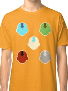 The Elements and their Bender Classic T-Shirt