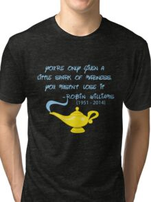 Robin Williams quote Tri-blend T-Shirt