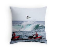 Gabriel Medina- 'The Air Up There' Throw Pillow