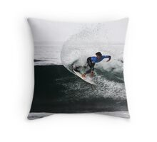Gabriel Medina- Winkipop Throw Pillow