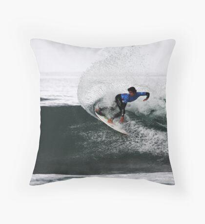 Gabriel Medina- Winkipop Throw Pillow