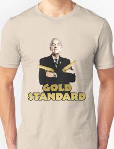 Ron Paul Gold Standard T-Shirt