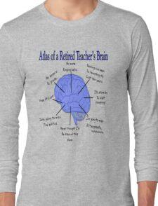 Funny Retired Teacher  Long Sleeve T-Shirt