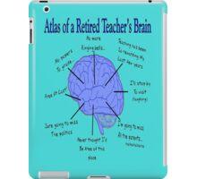 Funny Retired Teacher  iPad Case/Skin