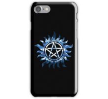 Anti-Possession Case Season 10 Black iPhone Case/Skin