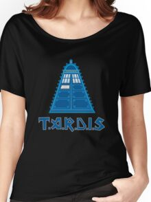 Iron Tardis mk2 Women's Relaxed Fit T-Shirt