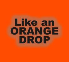Orange Drop by DJSev