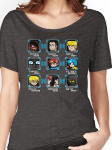 MEGA PILGRIM Women's Relaxed Fit T-Shirt