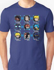 MEGA PILGRIM Unisex T-Shirt