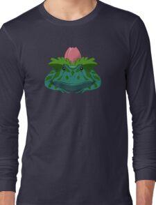 Pokesaurs - Ivysaur Long Sleeve T-Shirt