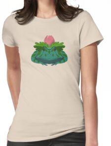 Pokesaurs - Ivysaur Womens Fitted T-Shirt