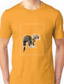 Otter Black Grey A Unisex T-Shirt
