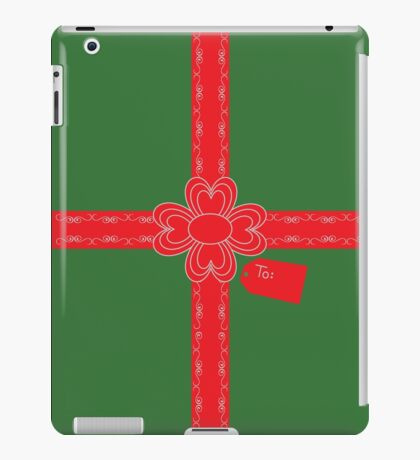 A Gift For You! iPad Case/Skin