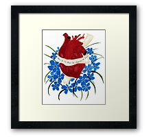 No Perfection In Love Framed Print