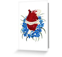 No Perfection In Love Greeting Card