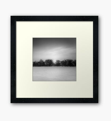 Just Point Me in The Right Direction Framed Print