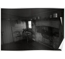 tasting room, gala estate. cranbrook, tasmania Poster