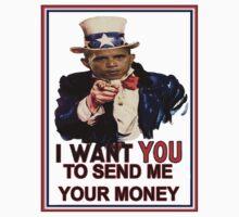 Uncle Obama by Mike Pesseackey (crimsontideguy)