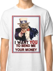 Uncle Obama Classic T-Shirt