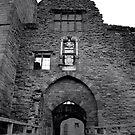 Ludlow Castle by Victoria Kidgell