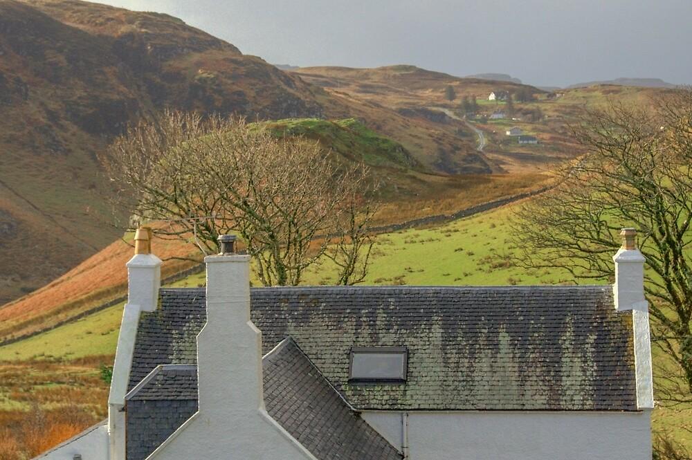 Bracadale, Skye by Morag Anderson