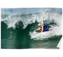Gettin' shacked Poster