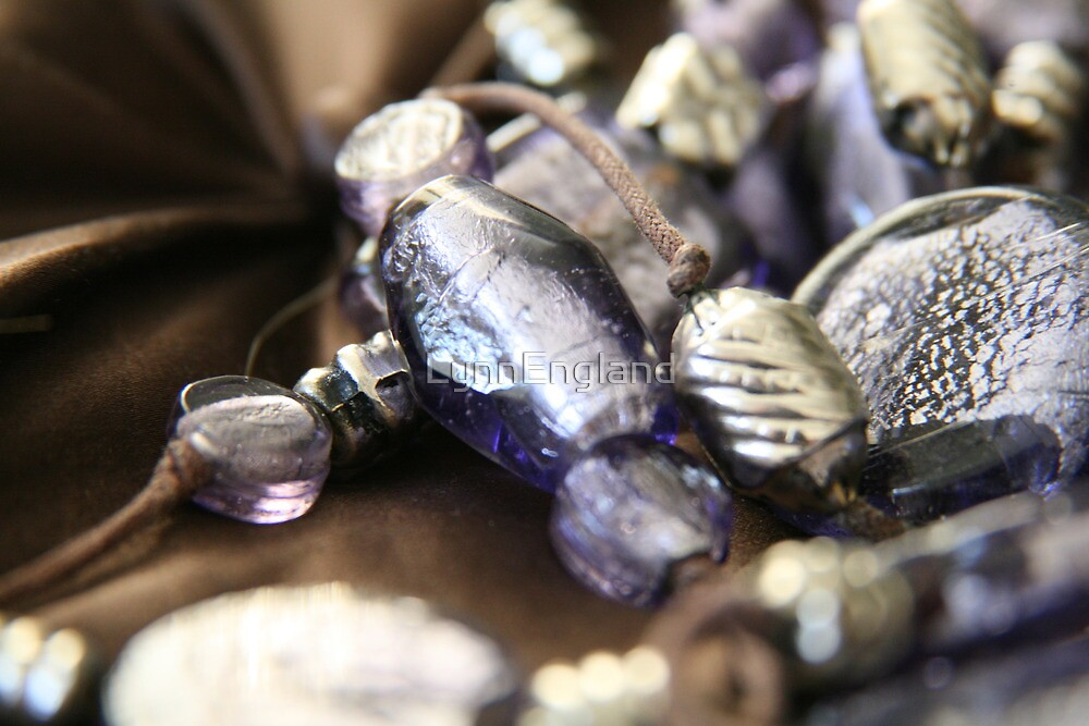 Precious purple ....... by LynnEngland