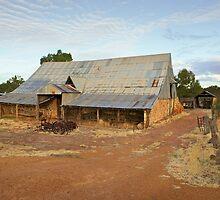 Marwicks Barn by Peter Hodgson