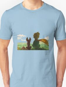 the little princes and the fox T-Shirt